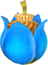 Un Fiore Bomba in Skyward Sword