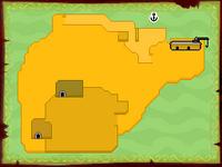 Cannon Island Map