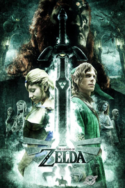 The Legend of Zelda April Fool's Trailer (poster)