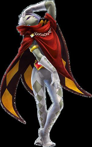 File:Ghirahim (Hyrule Warriors).png