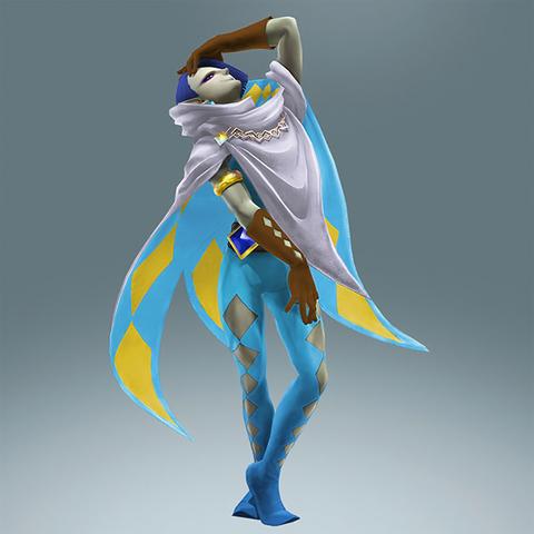 File:Hyrule Warriors Legends Ghirahim Standard Outfit (Koholint - Richard Recolor).png