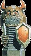 Armos Artwork (Ocarina of Time)