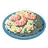 Breath of the Wild Food Dish (Seafood) Seafood Fried Rice (Icon).png