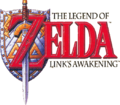 The Legend of Zelda - Link's Awakening (logo).png