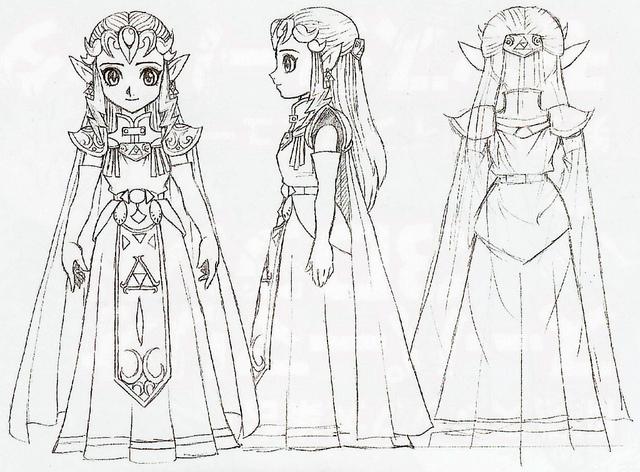 File:Oracle series Artwork Princess Zelda (Concept Art).png