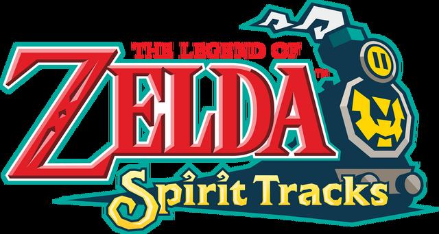 Datei:The Legend of Zelda - Spirit Tracks (logo).png