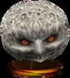 Super Smash Bros. Melee Trophies Moon (Render)