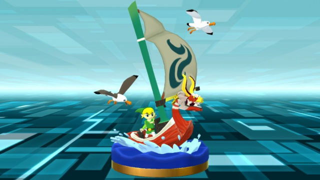 File:Super Smash Bros. for Wii U King of Red Lions & Toon Link (The Wind Waker) King of Red Lions (Trophy).png