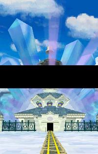 Snow Temple