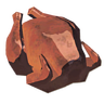 File:Breath of the Wild Roasted Meat (Poultry) Roasted Whole Bird (Icon).png