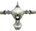 Hyrule Warriors Dominion Rod Hammer Guardian Statue (Model Render).png