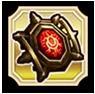 File:Hyrule Warriors Materials Argorok's Stone (Gold Material drop).png
