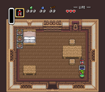Link to the Past Lamp
