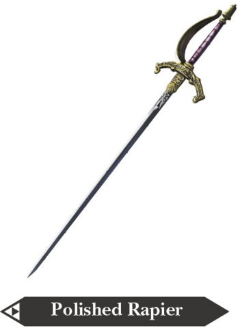 File:Hyrule Warriors Rapier Polished Rapier (Render).png