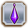 File:Hyrule Warriors Materials Ruto's Earrings (Silver Material).png