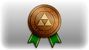 Medal Bronze - HW