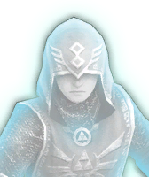 File:Hyrule Warriors Summoners Ghost Summoner (Dialog Box Portrait).png