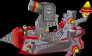 Iron (Ship Set)