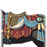 File:Breath of the Wild Key Item (Extravagant Horse Gear) Extravagant Saddle (Icon).png