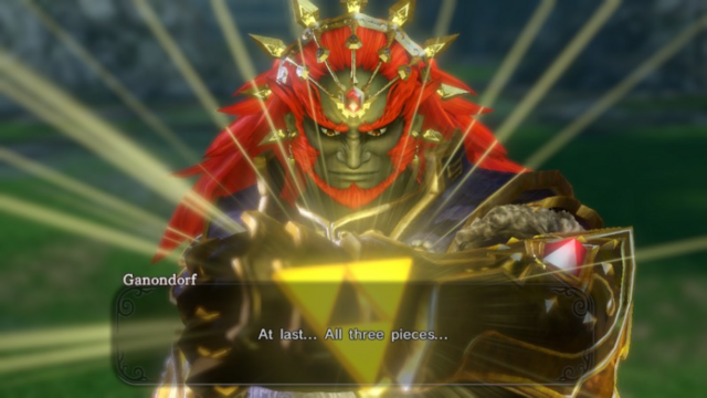 File:Hyrule Warriors Ganondorf Ganondorf obtains the Complete Triforce.png