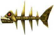 File:Majora's Mask 3D Fish Skullfish (Ocean Fishing Hole).png