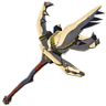 File:Breath of the Wild Moblin Spears Dragonbone Moblin Spear (Icon).png