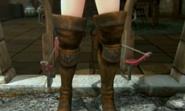 Hyrule Warriors Legends Linkle's Tale Linkle's Thighhigh Boots (Cutscene)