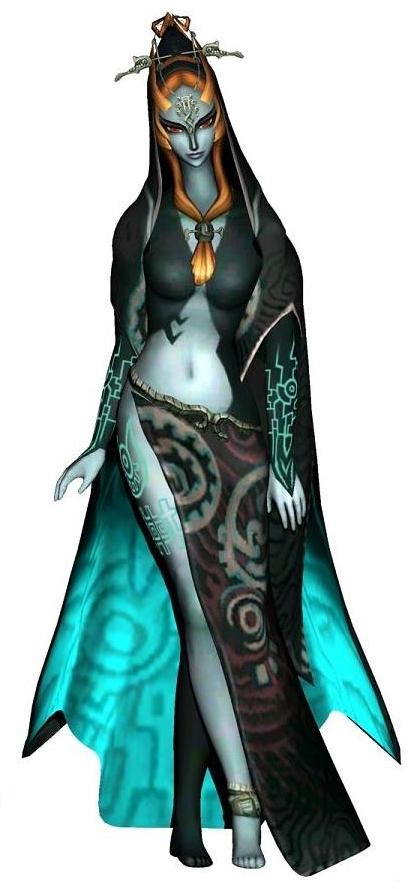 Princessmidna