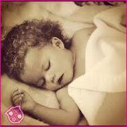 Zendaya as a Baby1