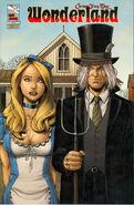 Wonderland Annual Vol 1 2010-B