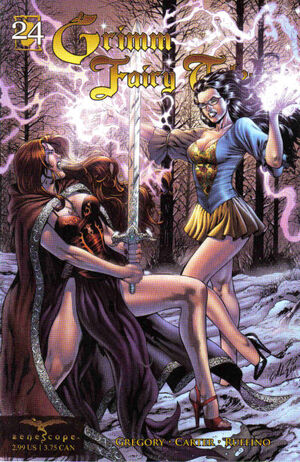 Grimm Fairy Tales Vol 1 24