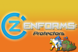 Zenforms title screen