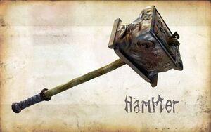 Wep hammer