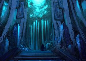 Frozen Temple