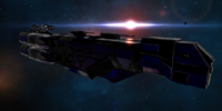 Coldarian Class-1 Battle Cruiser