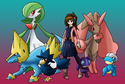 Mala's Team