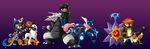 Team Bloodlines Pokemon