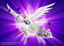 Radiantorb hikari divinelight by zephyros phoenix-d3eggb6