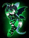 Green Lantern Azure