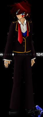 Caelan uniform