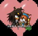Valentine 2012 UmberxRaph