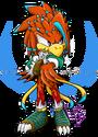 Garnett the Phoenix 2