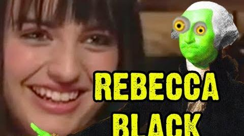 Zombie George Washington The Rebecca Black Interview
