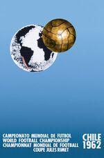 1962年世界杯官方海报
