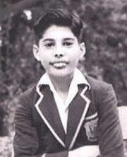 Farookh Bulsara 1954