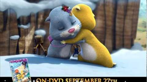 """ZhuZhu Pets Quest for Zhu Movie """"Love Commercial"""""""