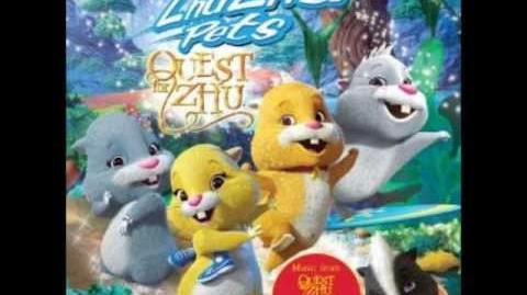 The ZhuZhu Pets sing Kool & The Gang's 'CELEBRATION' from QUEST FOR ZHU-Download on iTunes