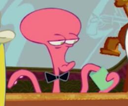 Zig & Sharko - Octopus Masseur Bartender