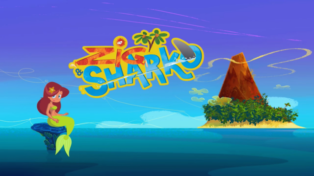File:Zig & Sharko - Season 1 Logo Title Card.png