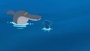 Zig & Sharko - Fancy Footwork Sharko Sad